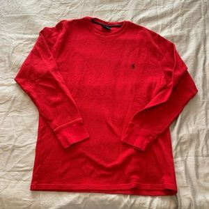 Polo by Ralph Lauren Sleepwear Long Sleeve Shirt